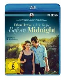 Before Midnight (Blu-ray), Blu-ray Disc
