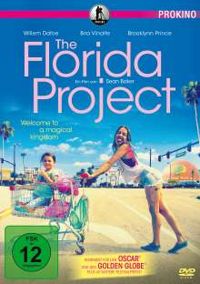 The Florida Project, DVD