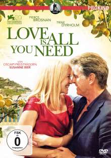Love Is All You Need, DVD