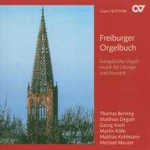 Freiburger Orgelbuch, CD