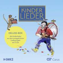 Kinderlieder (3-CD-Deluxe-Box), 3 CDs
