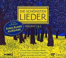 Die schönsten Lieder Vol. 1 & 2, 2 CDs
