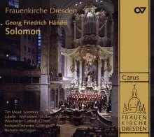 Georg Friedrich Händel (1685-1759): Solomon, 3 Super Audio CDs