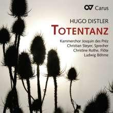 Hugo Distler (1908-1942): Totentanz für Sprecher & Chor a cappella, CD