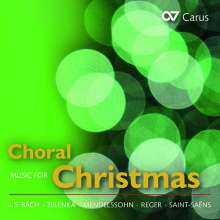 Choral Music for Christmas, CD