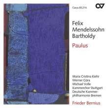Felix Mendelssohn Bartholdy (1809-1847): Geistliche Chorwerke Vol.11 (Paulus), 2 Super Audio CDs