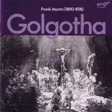 Frank Martin (1890-1974): Golgotha, 2 CDs