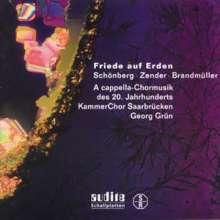Hans Zender (1936-2019): Canto V f.Bariton,Chor & Tonband, CD