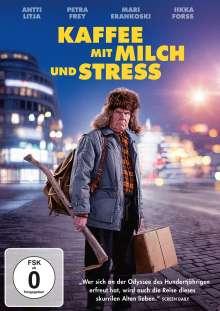 Kaffee mit Milch und Stress, DVD
