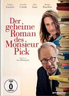 Der geheime Roman des Monsieur Pick, DVD