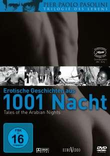 Erotische Geschichten aus 1001 Nacht, DVD