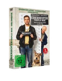 Eberhofer Triple Box - Die Zweite, 3 DVDs