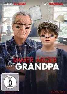 Immer Ärger mit Grandpa, DVD