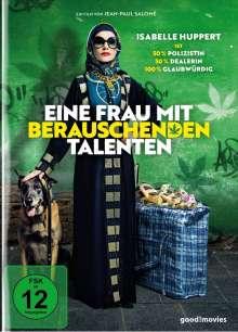 Eine Frau mit berauschenden Talenten, DVD