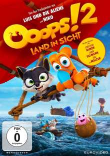 Ooops! 2 - Land in Sicht, DVD