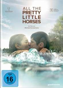 All the pretty little horses (OmU), DVD