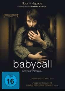 Babycall, DVD
