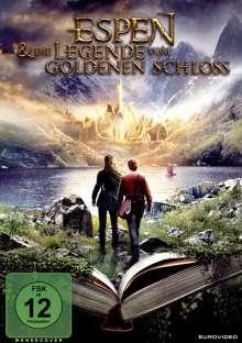 Espen und die Legende vom goldenen Schloss, DVD