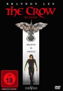 The Crow - Die Krähe, DVD