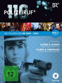 Polizeiruf 110 - BR Box 2, 3 DVDs