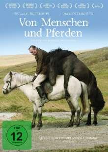 Von Menschen und Pferden, DVD