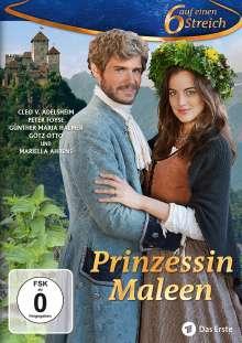 Sechs auf einen Streich - Prinzessin Maleen, DVD