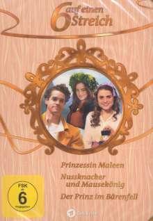 Sechs auf einen Streich - Märchenbox Vol. 13, 3 DVDs