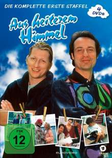 Aus heiterem Himmel Staffel 1, 4 DVDs