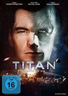 Titan - Evolve or die, DVD