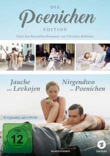 Die Poenichen Edition: Jauche und Levkojen / Nirgendwo ist Poenichen, 6 DVDs