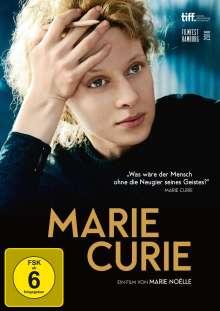 Marie Curie (2016), DVD