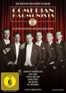 Comedian Harmonists, DVD