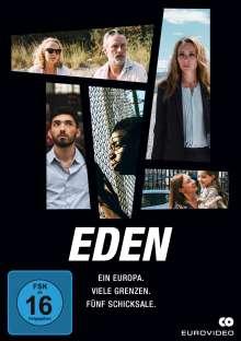 Eden - Ein Europa. Mehrere Grenzen. Fünf Schicksale., 2 DVDs