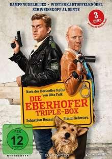 Eberhofer Triple Box, 3 DVDs