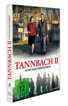 Tannbach 2, 2 DVDs
