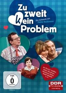 Zu zweit (k)ein Problem, DVD