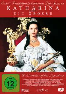 Katharina die Große (1995), 2 DVDs