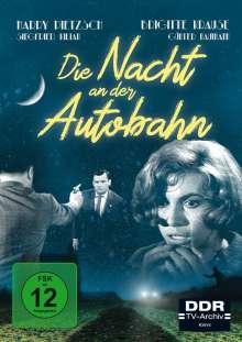 Die Nacht an der Autobahn, DVD