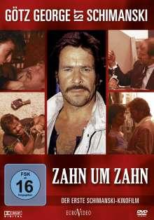 Zahn um Zahn, DVD