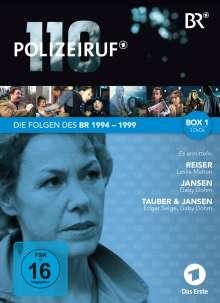 Polizeiruf 110 - BR Box 1, 3 DVDs