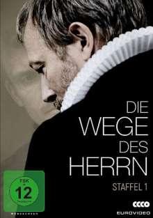 Die Wege des Herren Staffel 1, 4 DVDs