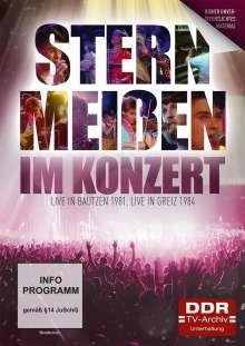 Im Konzert: Stern Meißen - Live in Bautzen 1978 und Greiz 1984, DVD