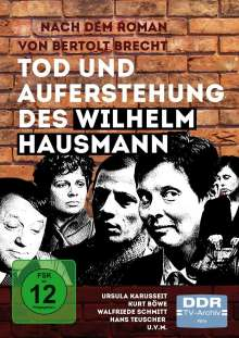 Tod und Auferstehung des Wilhelm Hausmann, DVD