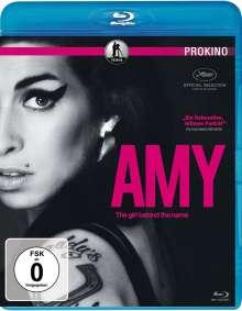 Amy (OmU) (Blu-ray), Blu-ray Disc
