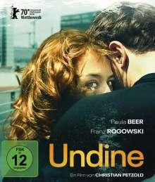 Undine (2020) (Blu-ray), Blu-ray Disc
