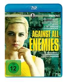 Against all Enemies (Blu-ray), Blu-ray Disc