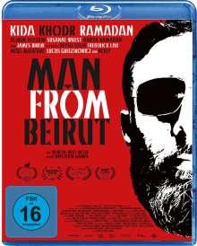 Man from Beirut (Blu-ray), Blu-ray Disc
