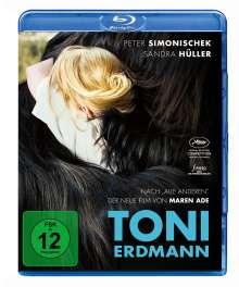 Toni Erdmann (Blu-ray), Blu-ray Disc
