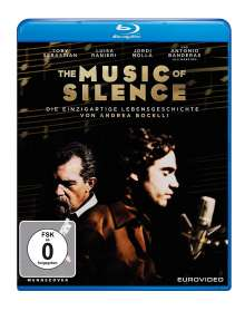 The Music of Silence (Blu-ray), Blu-ray Disc