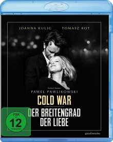 Cold War - Der Breitengrad der Liebe (Blu-ray), Blu-ray Disc